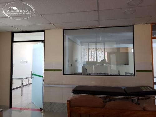 Remodelación en unidad de terapia intensiva